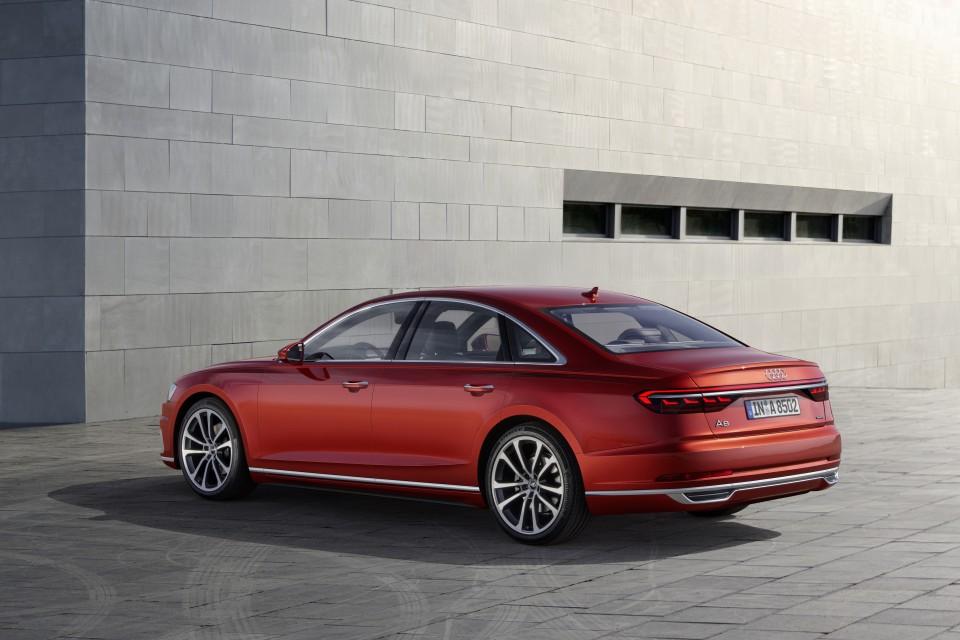Nuevo Audi A8 2