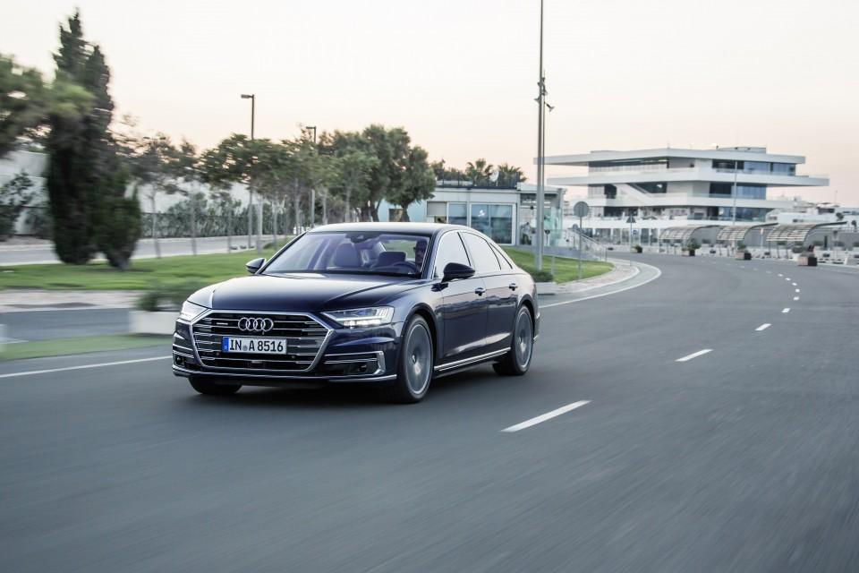 Nuevo Audi A8 3