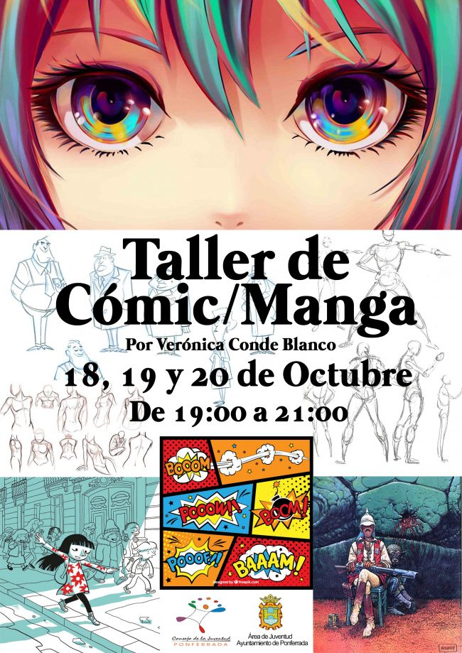 taller de Comic/ Manga