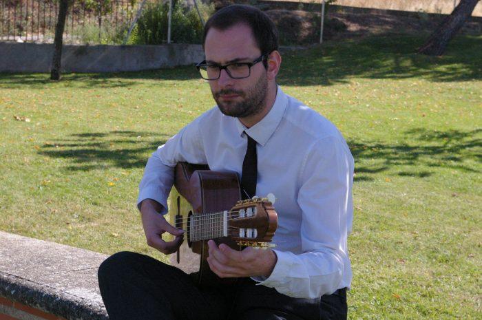 Concierto de guitarra de Juventudes Musicales