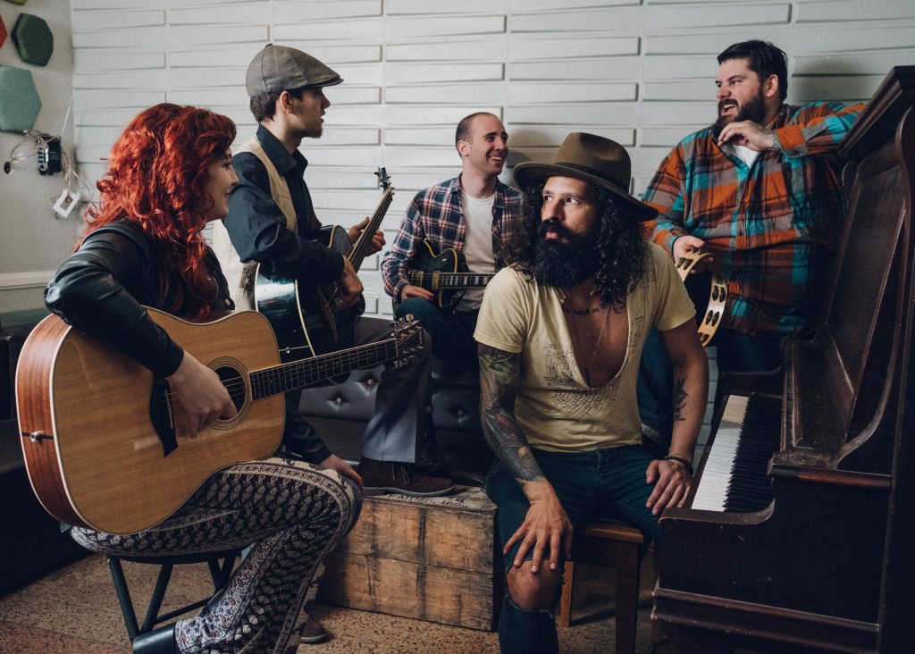 Concierto: Ted Z and the Wranglers