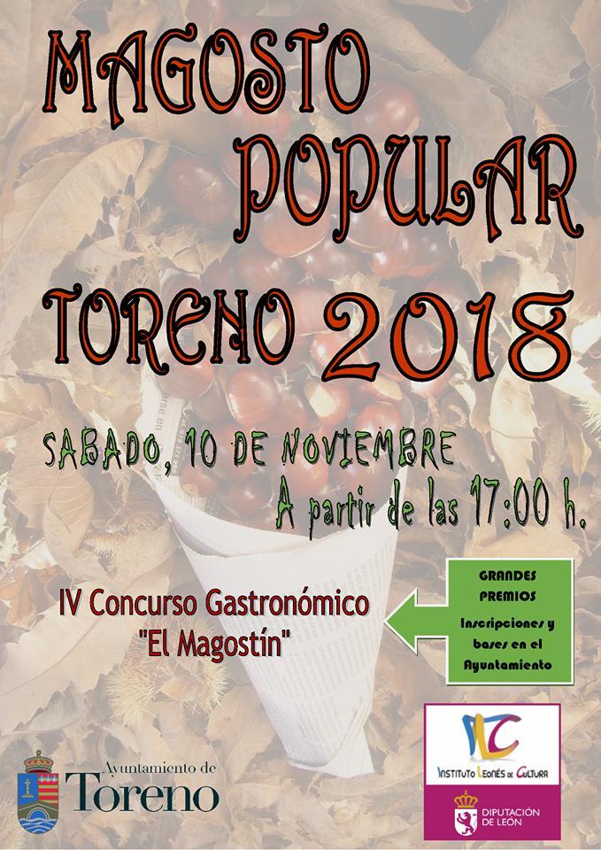 Planes para el fin de semana en Ponferrada y El Bierzo. 9 al 11 de noviembre 2018 11