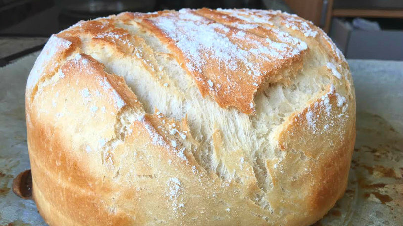 Iniciación a la elaboración de pan casero
