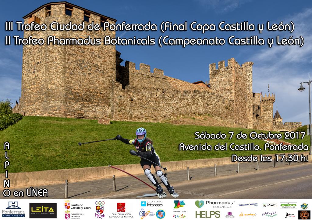 Trofeo Ciudad de Ponferrada 2017. Alpino en Línea