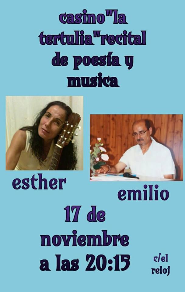 Recital de poesía y música 4