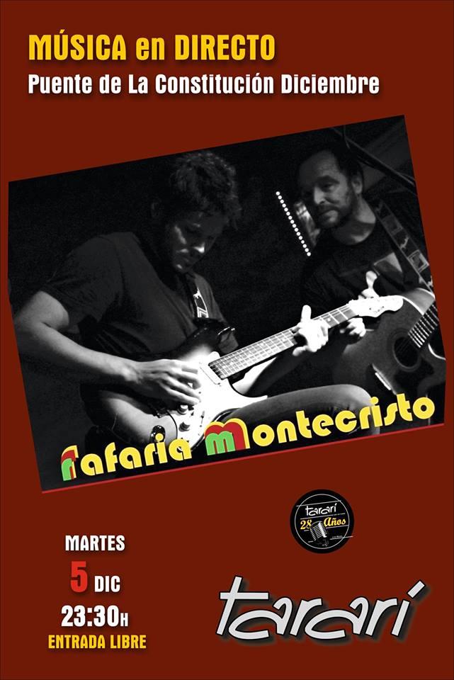 Concierto Rafaria Montecristo
