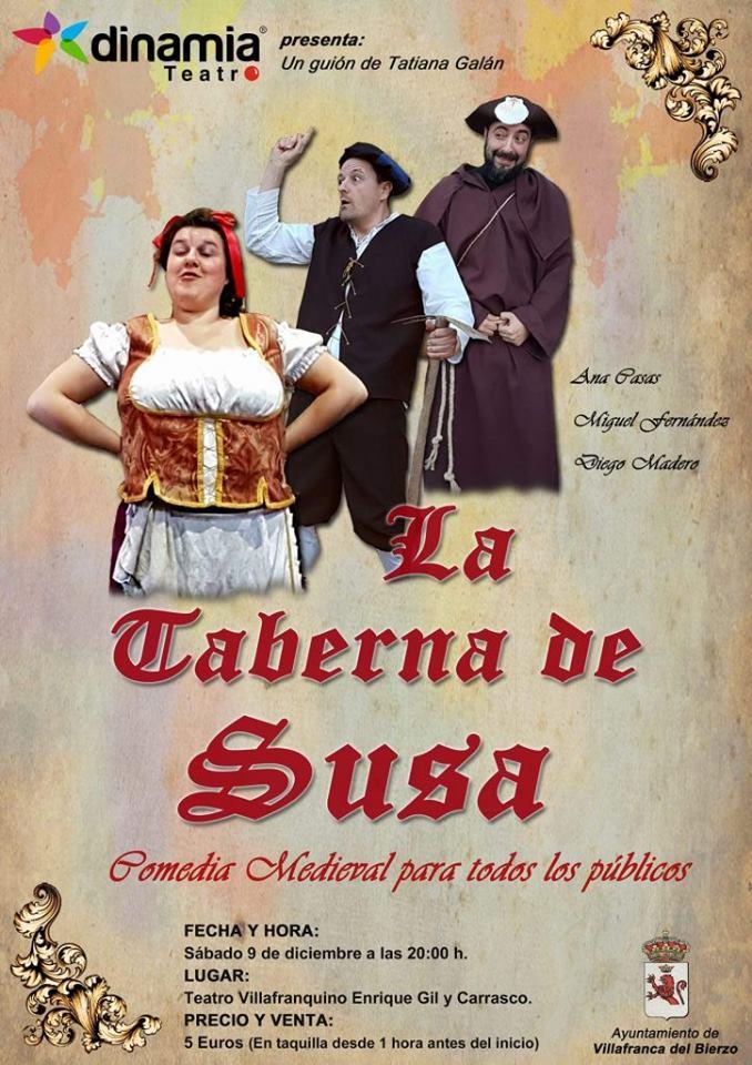 Teatro: La taberna de Susa