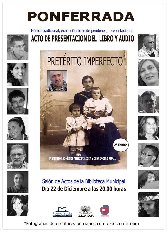 Presentación del libro: Pretérito Imperfecto