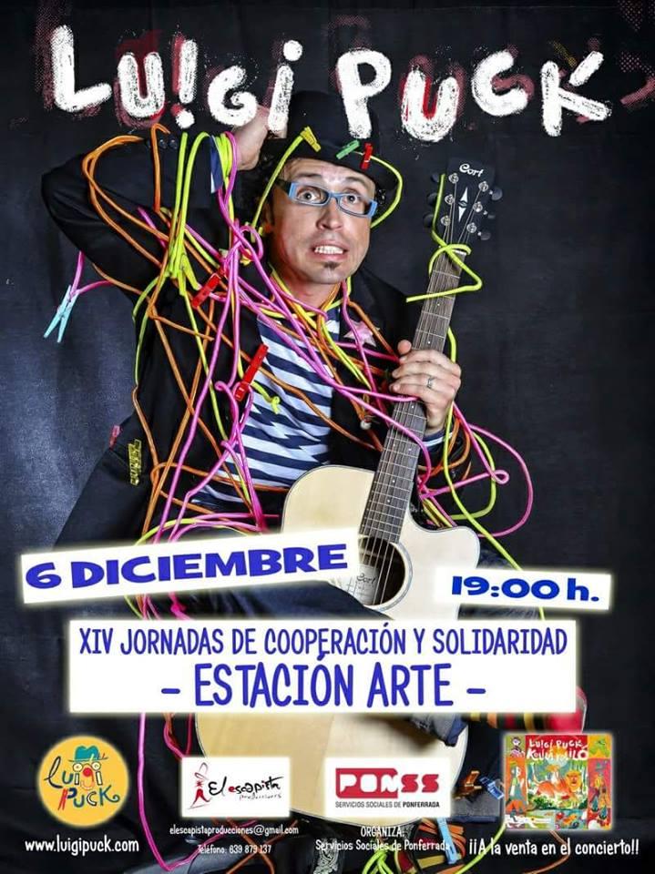 XI Jornadas de Cooperación y Solidaridad en Estación Arte