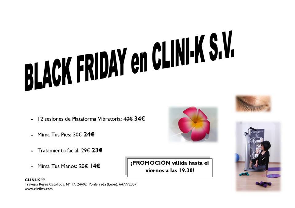 Estas son las tiendas de Ponferrada que se unen al Black Friday 7