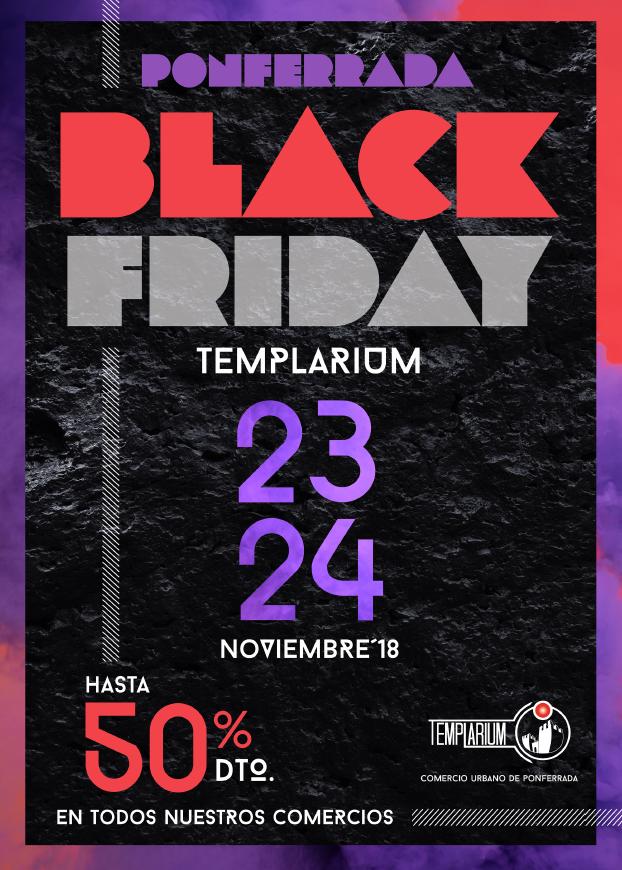 Estas son las tiendas de Ponferrada que se unen al Black Friday 3