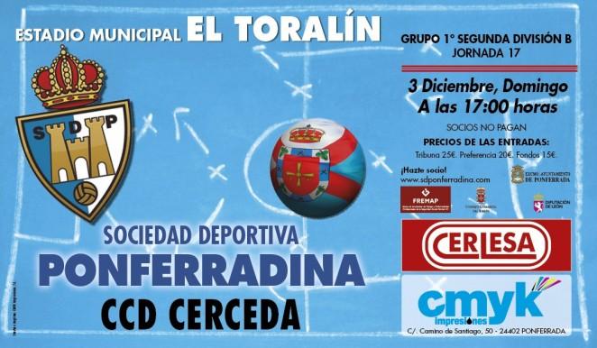 """Fútbol: Jornada 17 Segunda División """"B"""" Grupo I"""