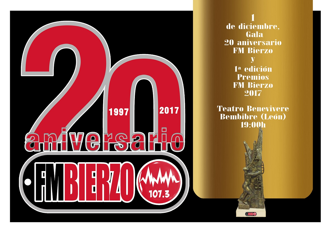 Nacen los premios FM Bierzo 2