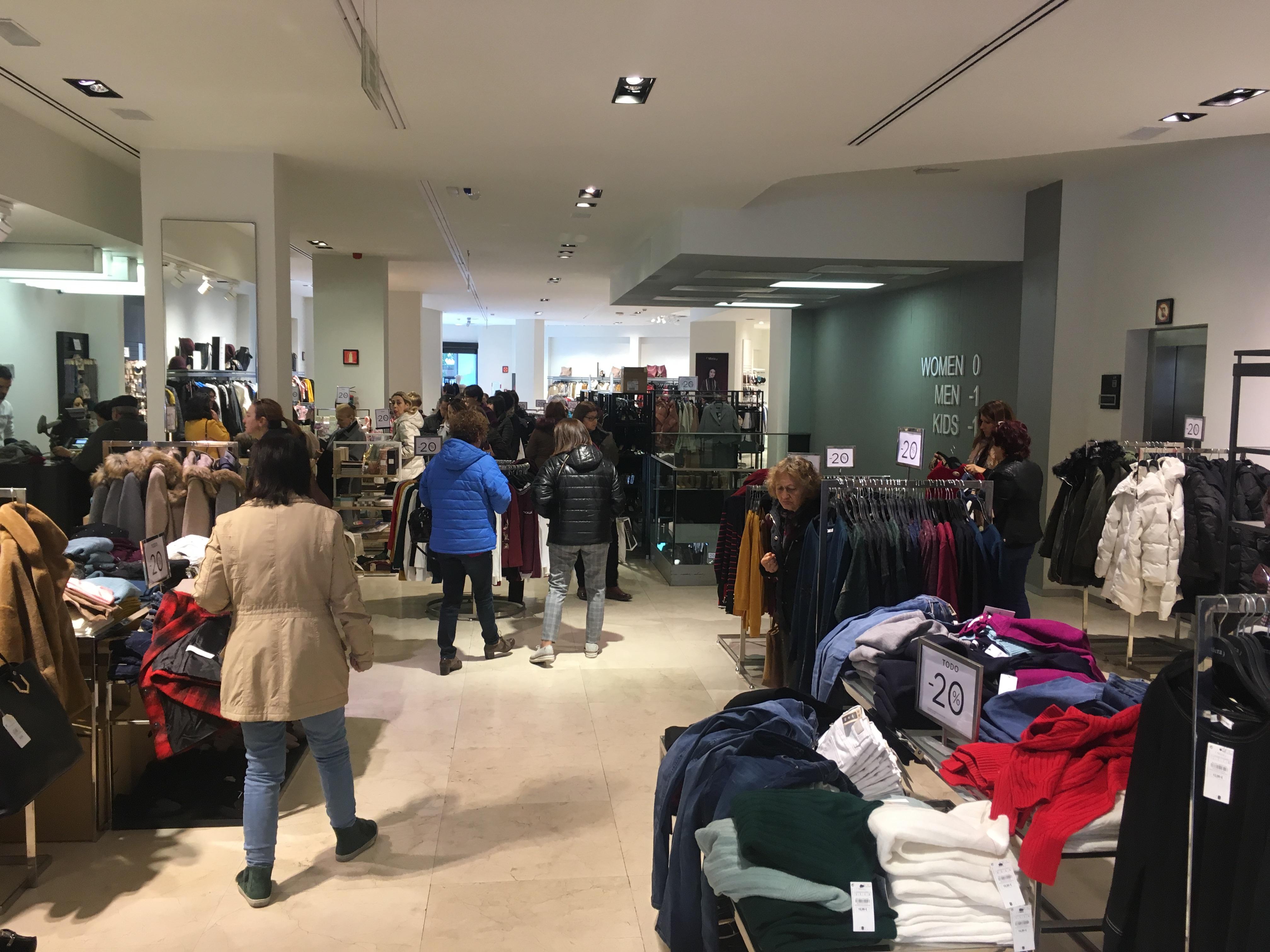 Estas son las tiendas de Ponferrada que se unen al Black Friday 2