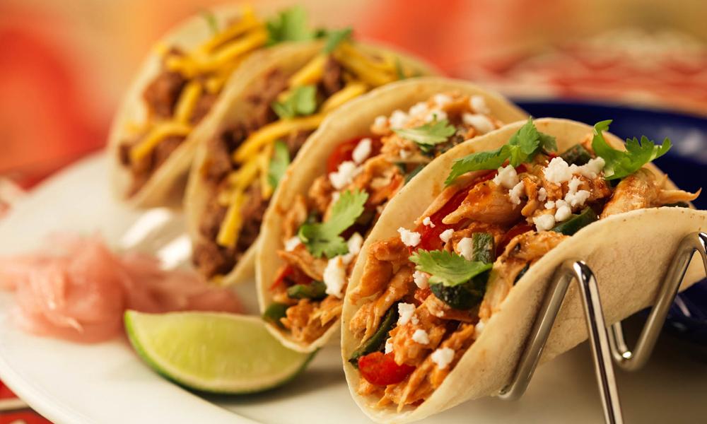 Comida Viajera: México