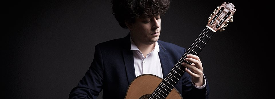 Concierto Samuel Diz (guitarra)