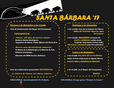 Fiestas de Santa Bárbara