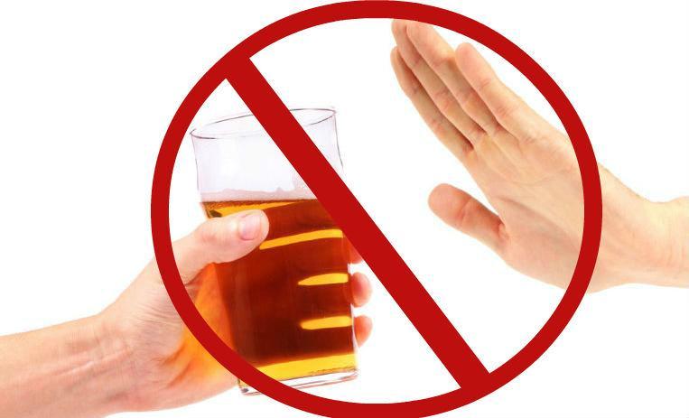 Paseo sin. Día Mundial sin Alcohol 2017