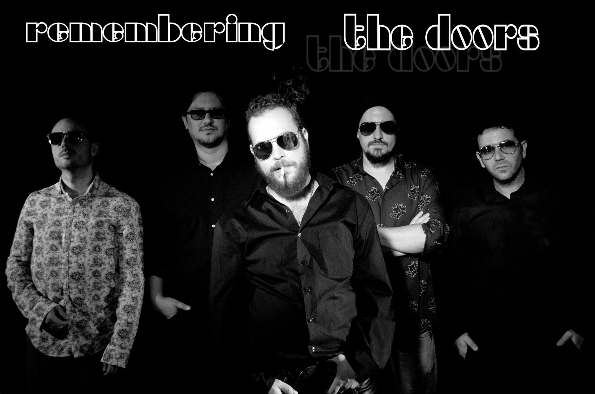 Concierto: Remembering The Doors -Tributo Doors