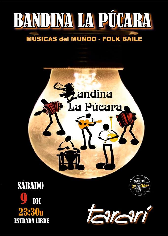 Concierto: Bandina La Púcara