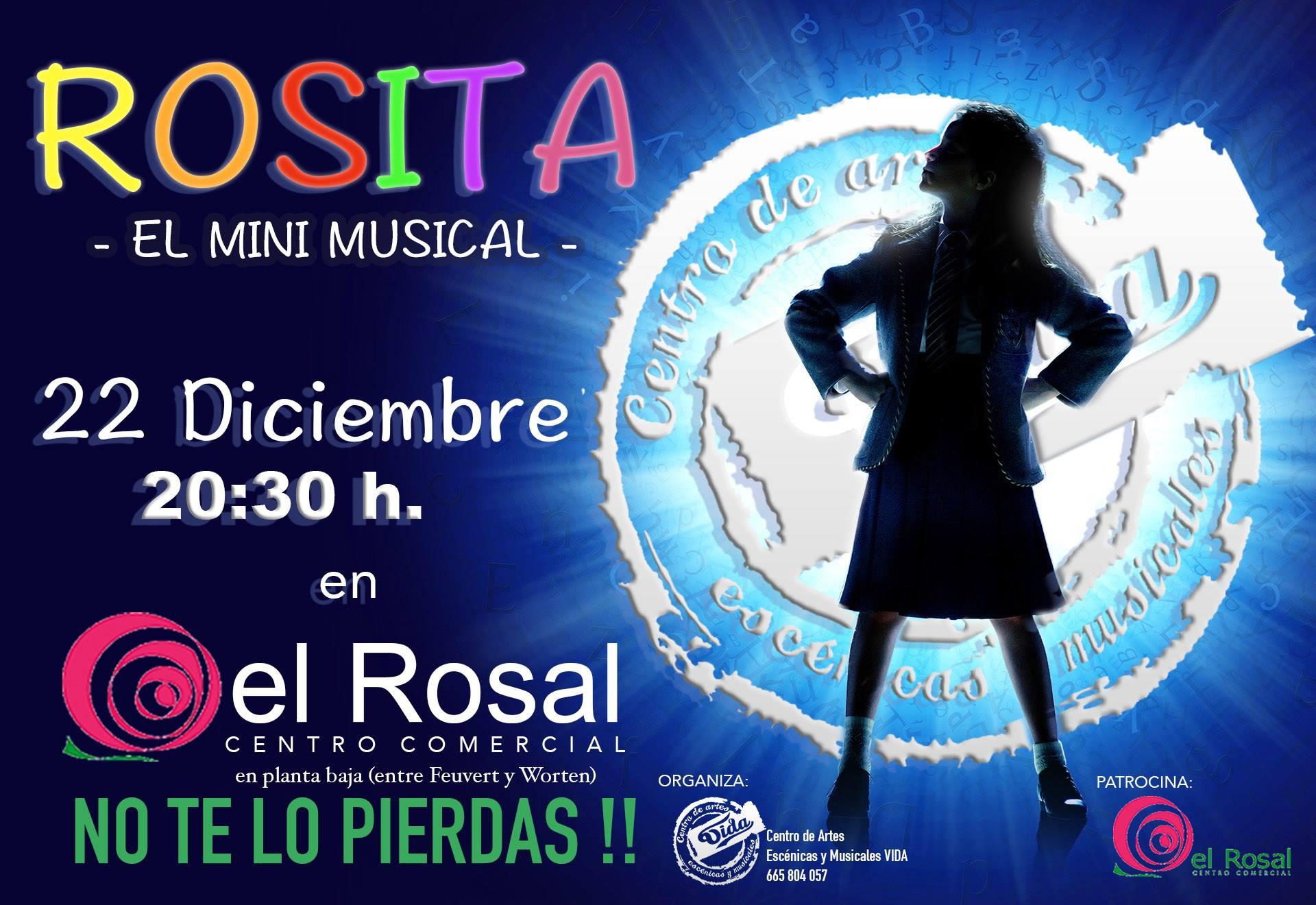 Rosita, el mini musical