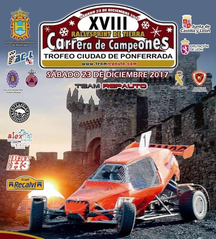 XVIII Carrera de Campeones
