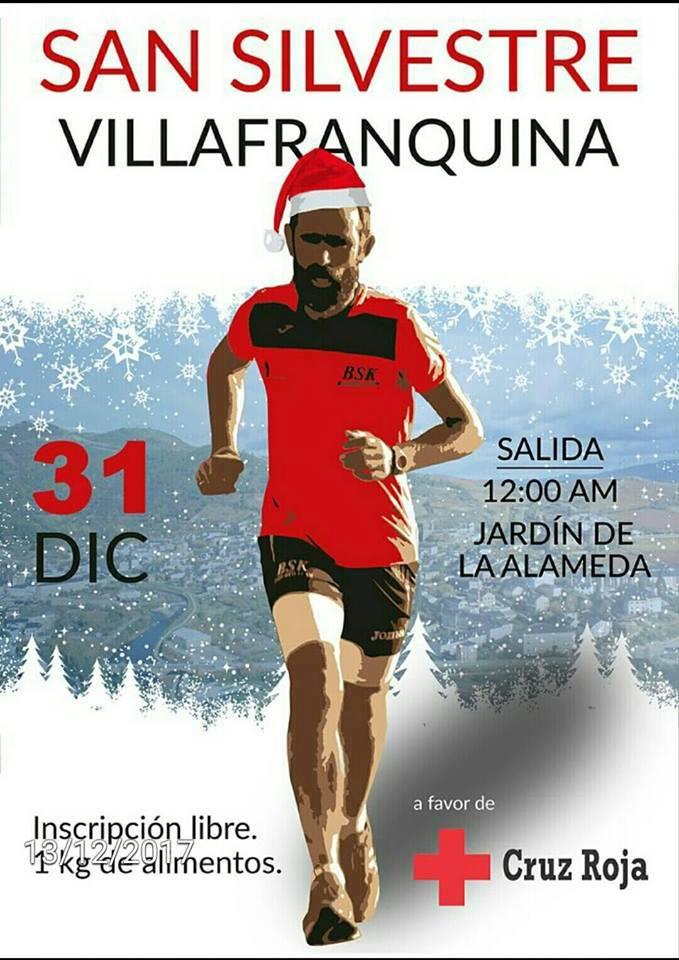 San Silvestre Villafranquina 4