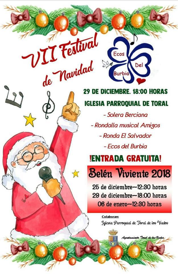 VII Festival de Navidad en Toral de los Vados 2