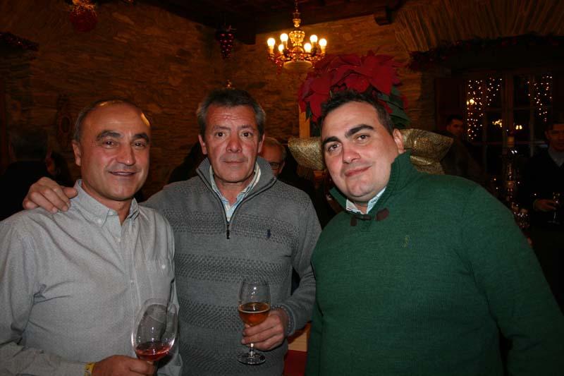 Entrega de la Castaña de oro 2017 a Javier Prado 12