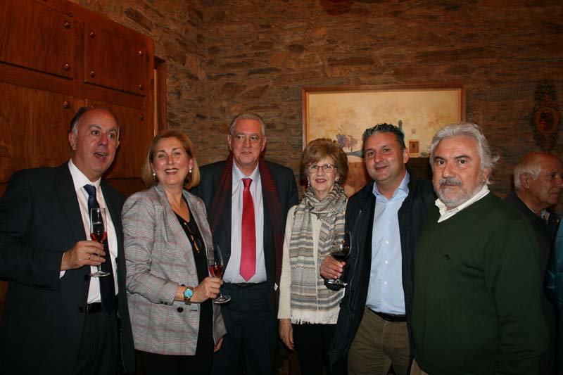 Entrega de la Castaña de oro 2017 a Javier Prado 13