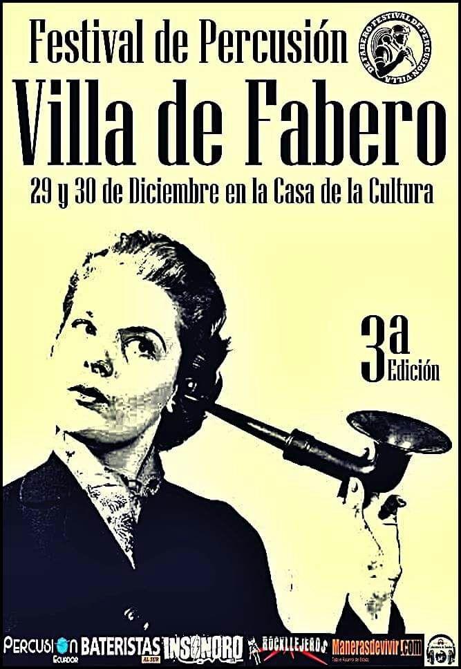 Festival de Percusión Villa de Fabero
