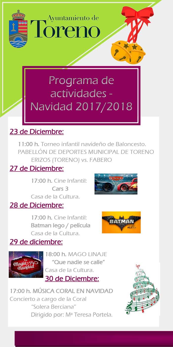 Navidad 2017 en Toreno 8