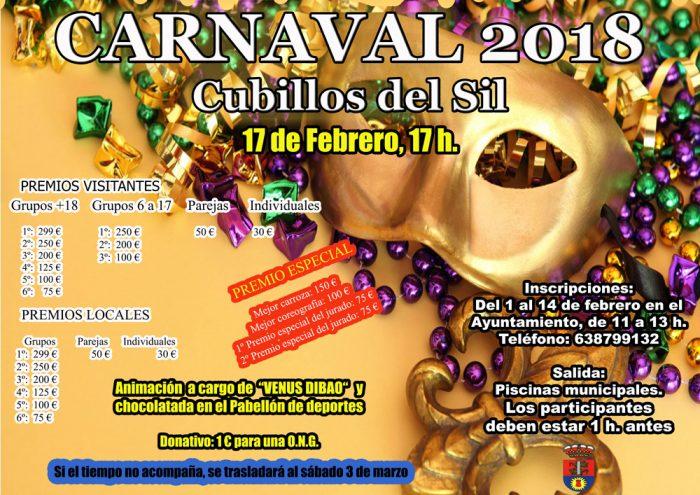 Carnaval 2018 en Cubillos del Sil 2
