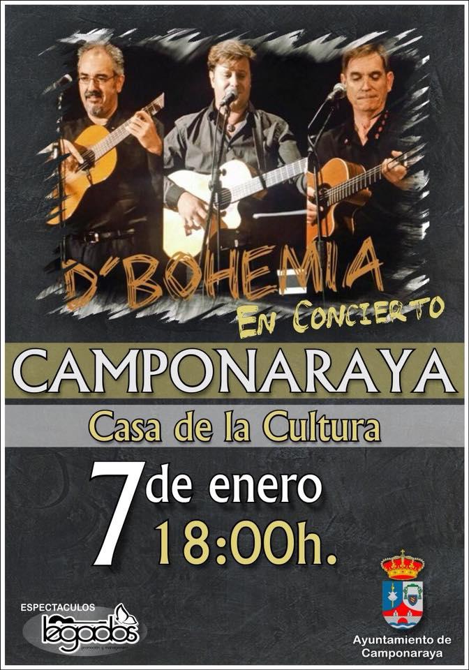 D'Bohemia harán disfrutar a Camponaraya a ritmo de boleros 2