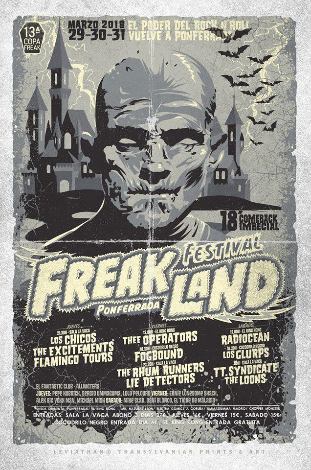 Freakland Festival 2018 3