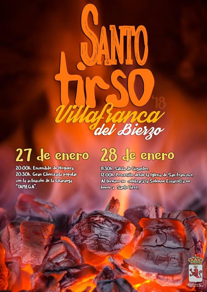 Villafranca celebra Santo Tirso 2018 2