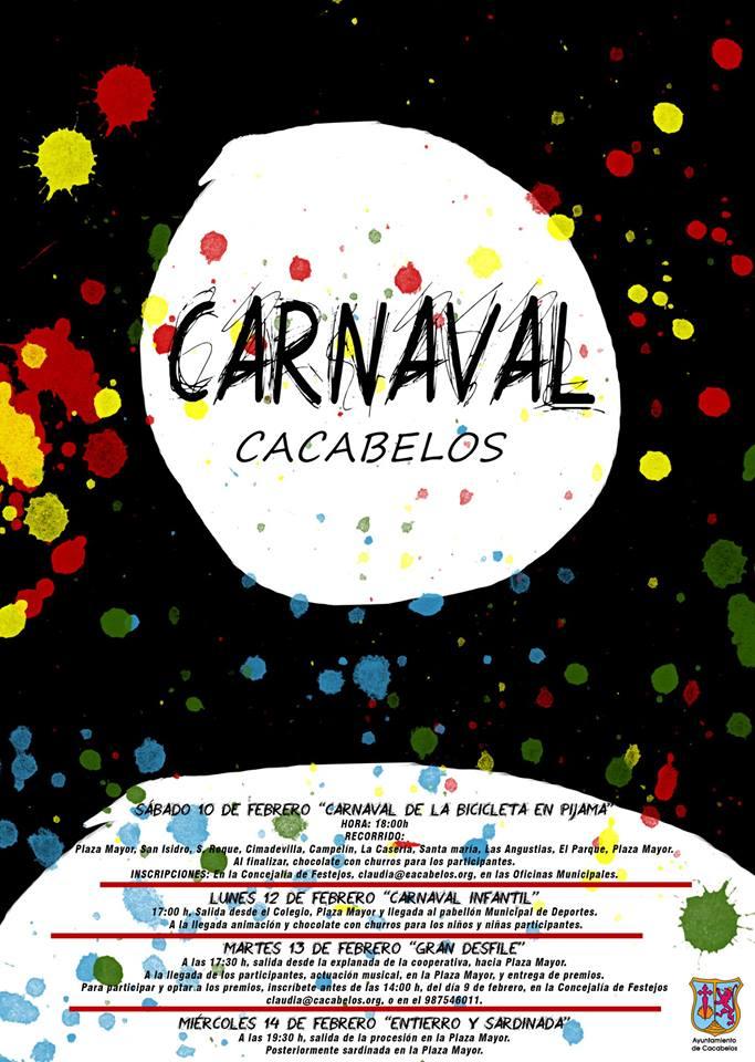 Carnaval Cacabelos 2018 2
