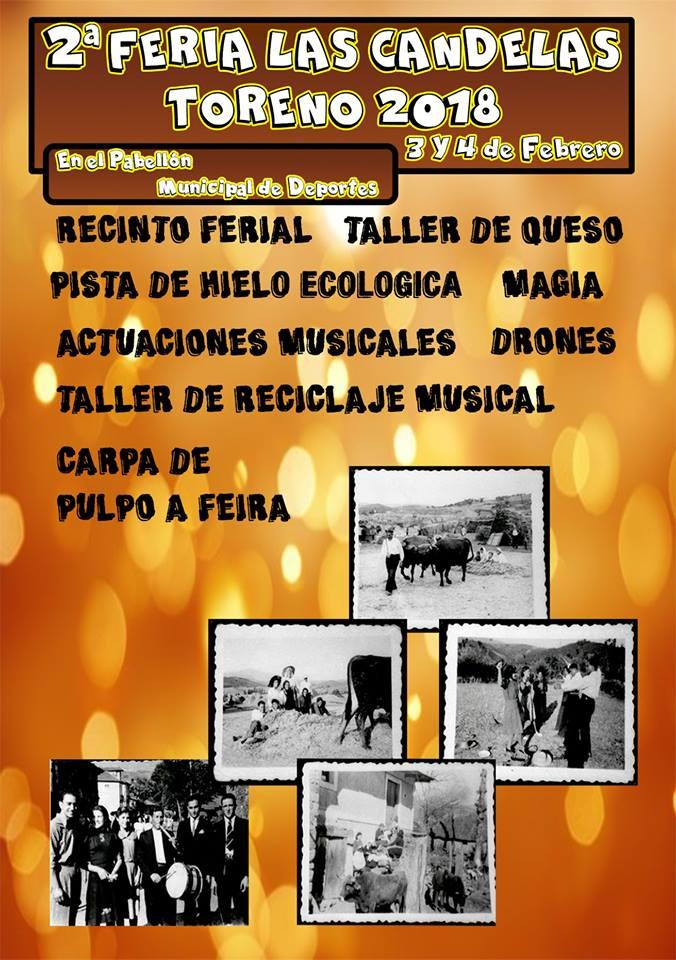 Feria de las Candelas 2018 en Toreno 3