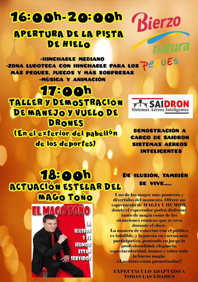 Feria de las Candelas 2018 en Toreno 8