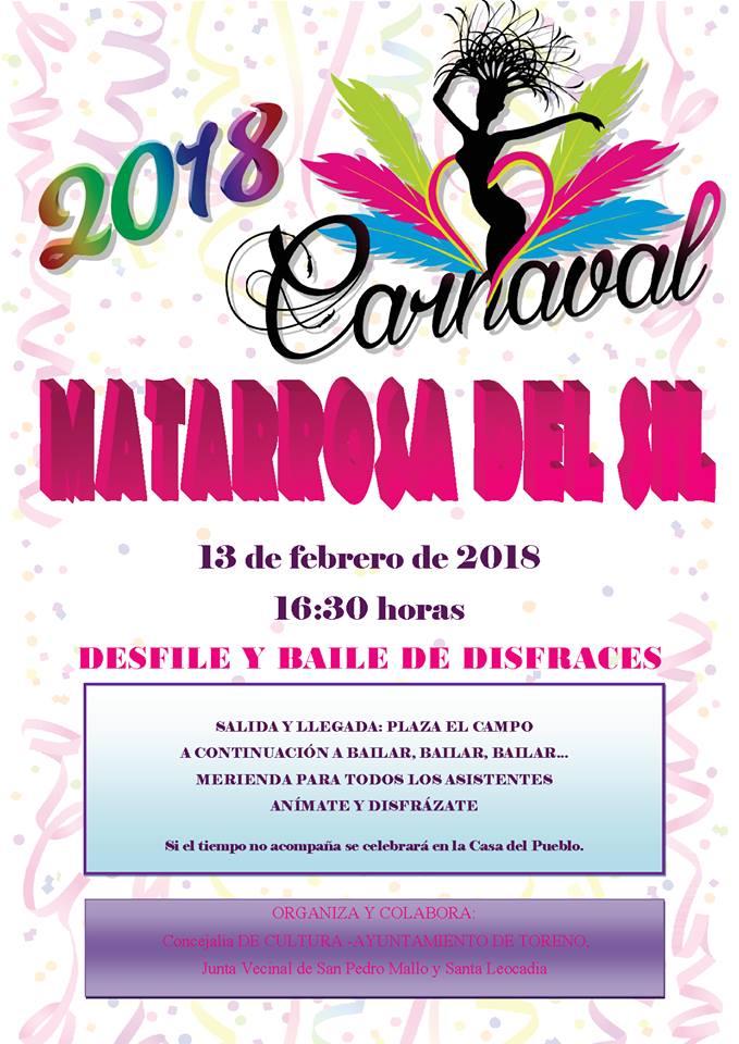Agenda del Carnaval 2018 en el Bierzo. Guía con las fechas, recorridos y premios 4