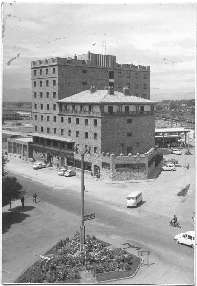 50 años del Hotel del Temple en Ponferrada, el capricho de Pedro Barrios 2