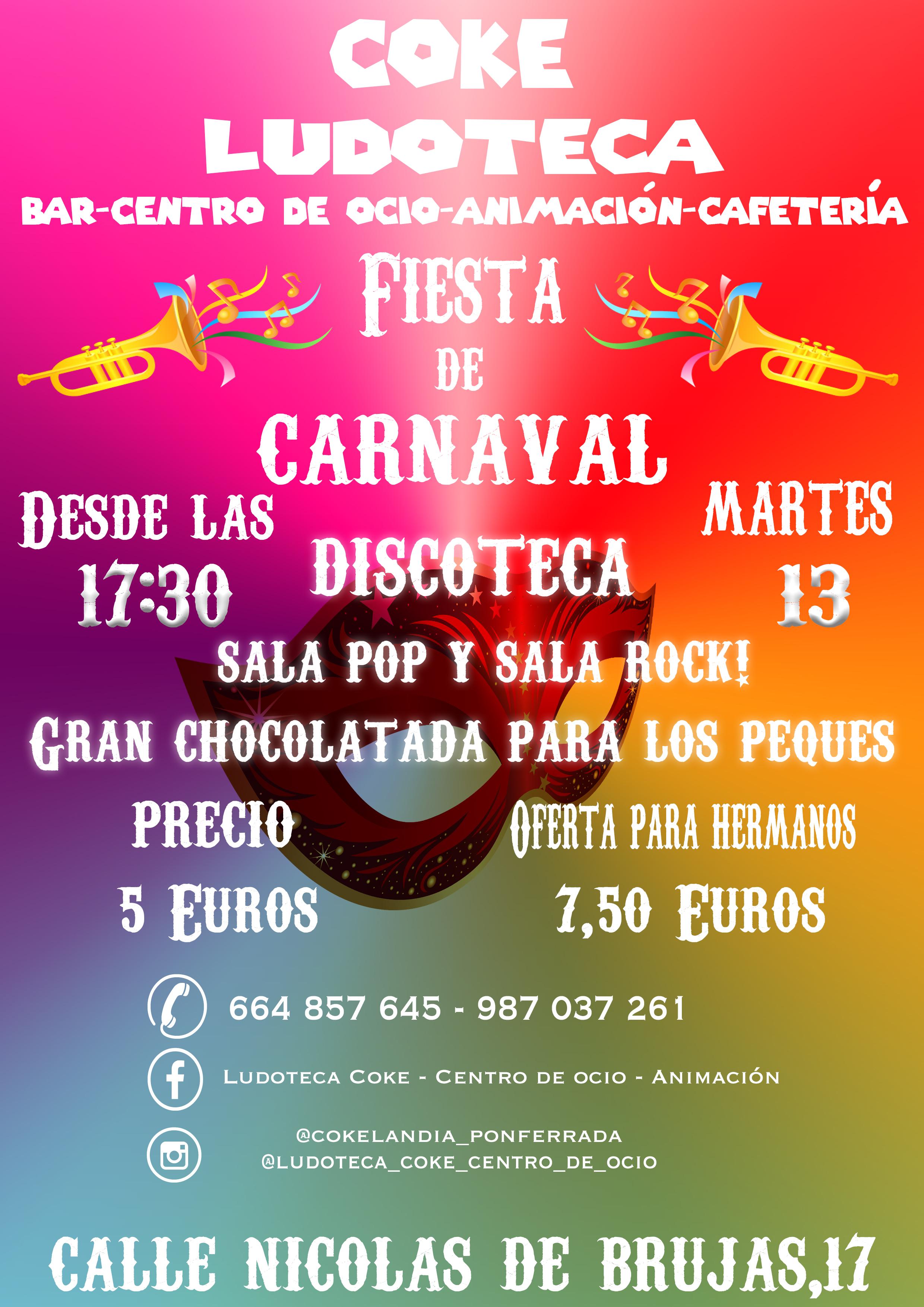Agenda del Carnaval 2018 en el Bierzo. Guía con las fechas, recorridos y premios 28