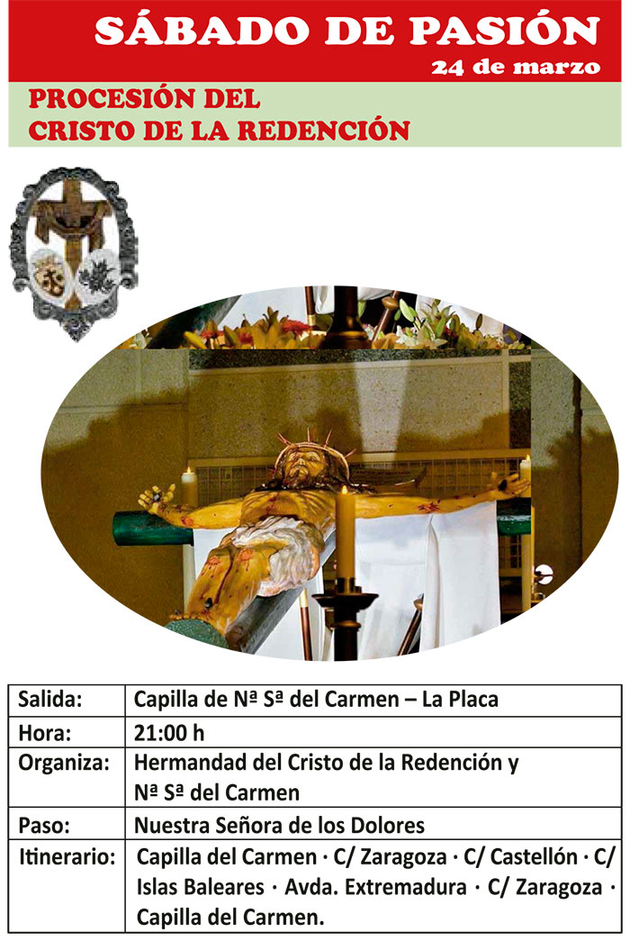 Semana Santa de ponferrada 2018. Programa y actividades 10