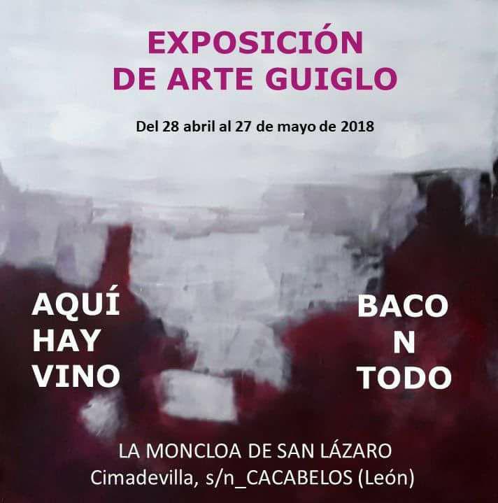 Exposición de arte guiglo