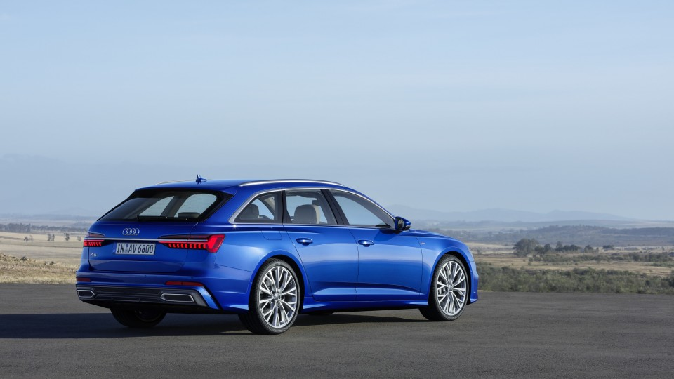 El nuevo Audi A6 Avant: dinamismo y versatilidad 2
