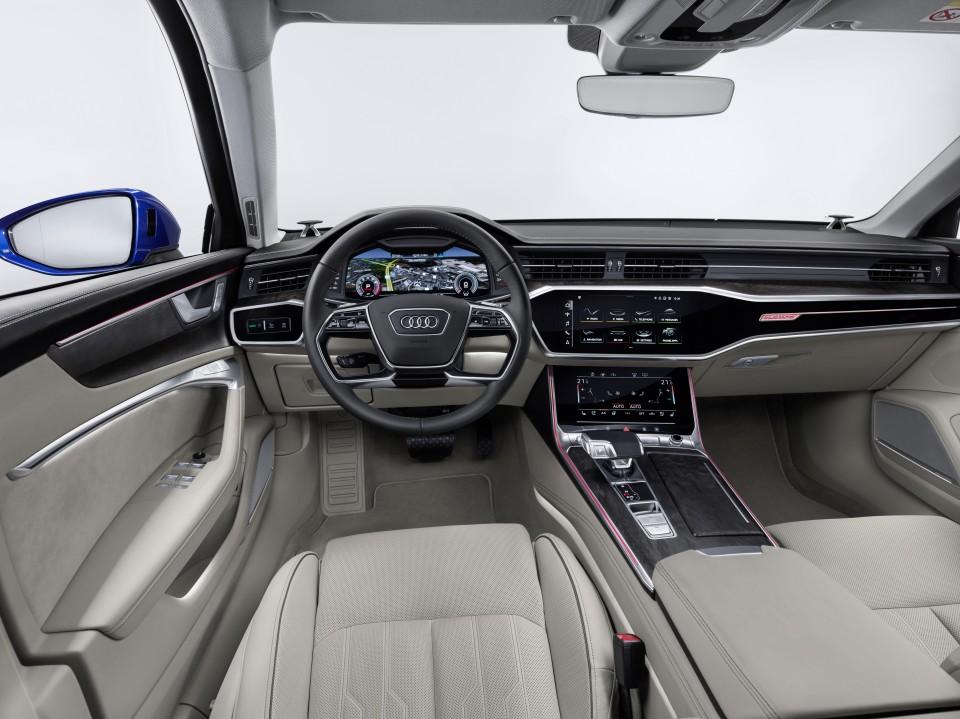 El nuevo Audi A6 Avant: dinamismo y versatilidad 3