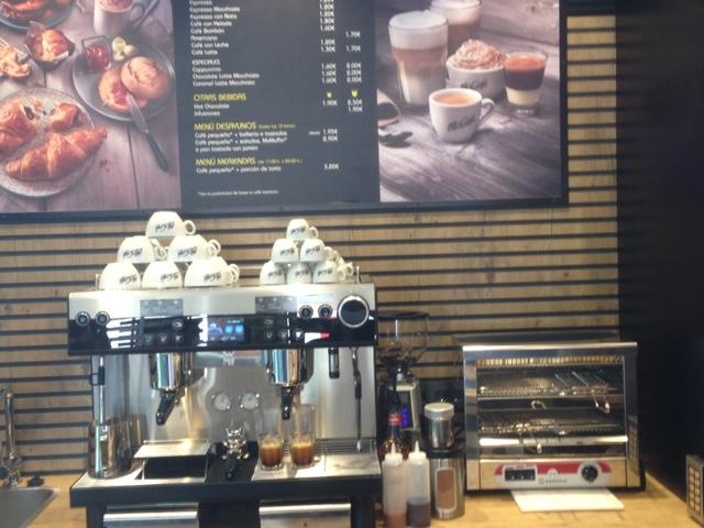 McDonalds Ponferrada incorpora a su oferta el concepto McCafe 3