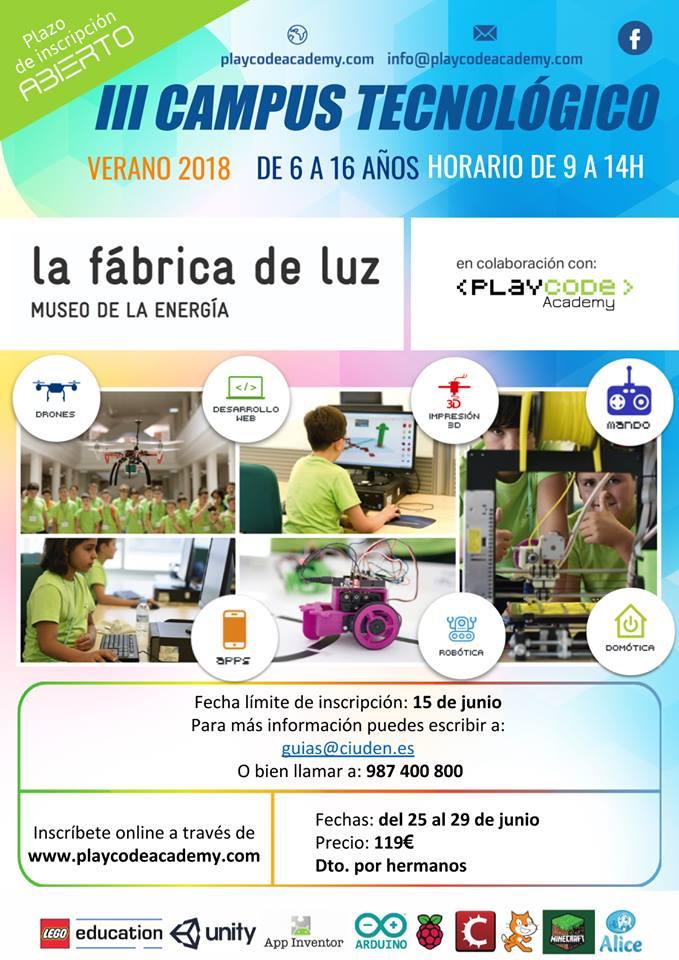 Campamentos de verano para niños 2018 en Ponferrada y El Bierzo 20