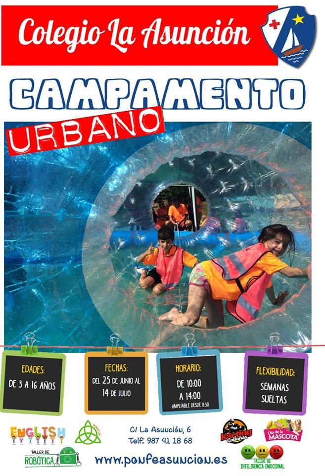 Campamentos de verano para niños 2018 en Ponferrada y El Bierzo 13