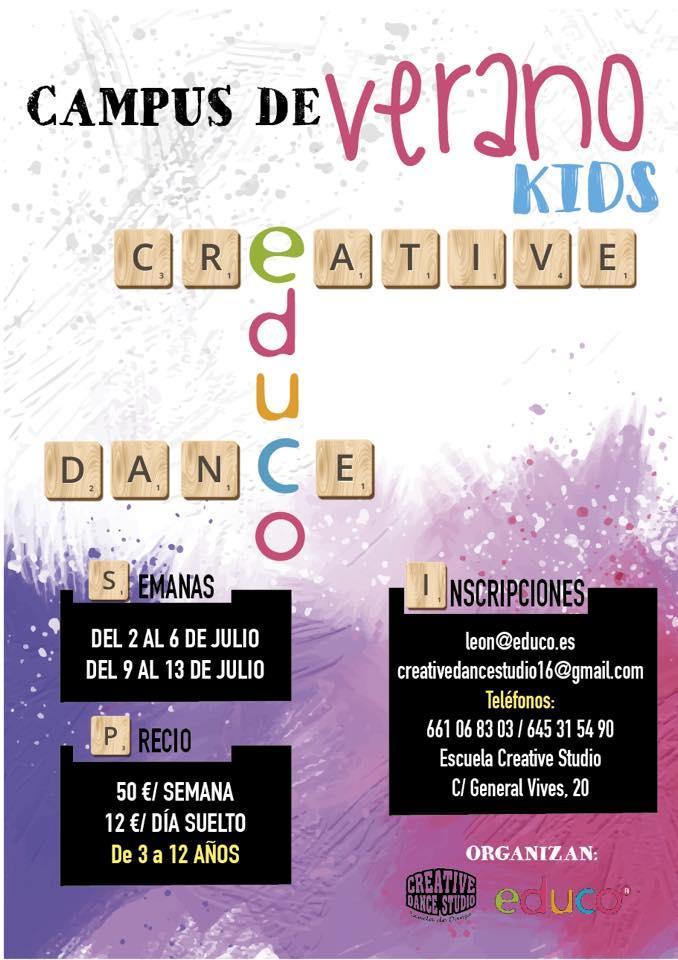 Campamentos de verano para niños 2018 en Ponferrada y El Bierzo 15